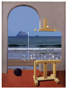 Magritte style