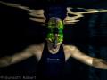 Fin swimming