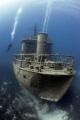Pinar wreck diver Bodrum Turkey