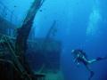 wreck Faroud off Zurrieq.Depth 36 metresOlympus C5000zF2.81250ISO 160 Zurrieq. Zurrieq F2.8 F28 F2 1/250 1250 250