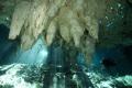 scuba diver grand cenote