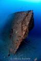 German WWII ship wreck. 42 meters deep. wreck deep