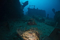 deck San Francisco Maru near lantern room one still left
