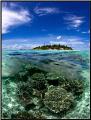 Two islands. islands