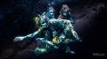 Girls galaxy Sneak peak my newest underwater photography session. Organized session Art Color Ballet.Soon more photos video taken UV technology Special thanks Kinga Łakomska Sławek Skalski Kr... Ballet. Ballet Kr