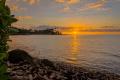 Kohala Sunset. Big Island Hawaii. Sunset Hawaii
