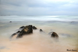 Sri Lankan seascape, 
