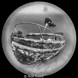 Elizabeth Austin Lifeboat, Wraysbury Lake by Nick Blake