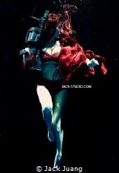 Underwater War Game by Jack Juang