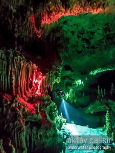 Cave System - Nahoch Nah Chich | Tulum/Mexico. Taken with... by Oktay Calisir