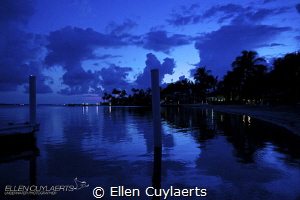 """Blue hour bliss"" by Ellen Cuylaerts"
