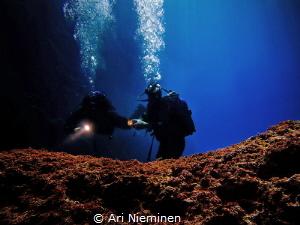 Waiting by Ari Nieminen