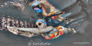Swim Team Workout by Ken Kiefer