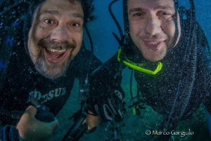 Selfie with  Mimmo by Marco Gargiulo