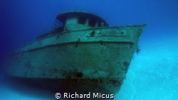 The Captain Fox, Nassau Bahamas by Richard Micus