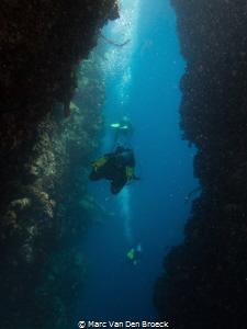 deepdivers by Marc Van Den Broeck