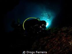 """Into the dark"" by Diogo Ferreira"