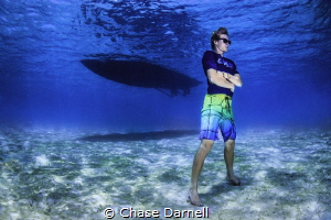 A little sample from an underwater apparel shoot with DNS... by Chase Darnell