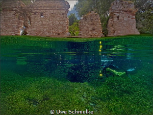 Moods in green by Uwe Schmolke