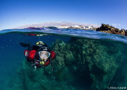 Lanzarote divers' paradise. by Alexia Dunand