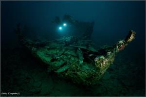 Red Sea. Egypt. Small Gubal Island. by Dmitry Vinogradov