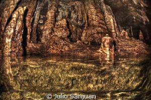 Cave Pont d'en Gil Menorca by Julio Sanjuan