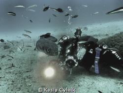 Close encounter by Kasia Cylwik