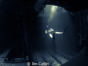 """""""Beam me up..."""" by Jim Catlin"""