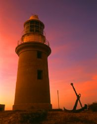 Exmouth lighthouse western australia