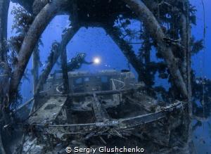 Blue... by Sergiy Glushchenko