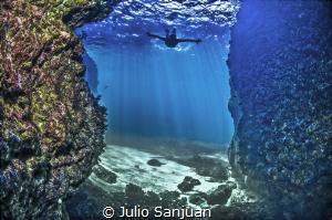 Snorkel in Menorca by Julio Sanjuan