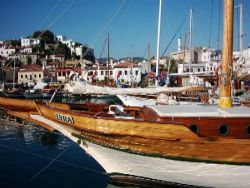 Marmaris, marina packed with gulets by Gordana Zdjelar