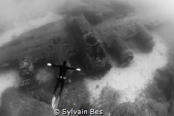 This is th B17, at Calvi (Corse - France). The maximum d... by Sylvain Bes