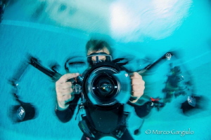 Julian & UW Camera by Marco Gargiulo