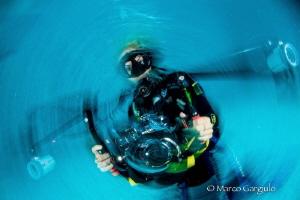 Plamena & UW Camera by Marco Gargiulo