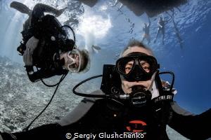 Selfie... by Sergiy Glushchenko
