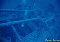 """Wreck of the """"Mars"""", Dutch armed merchant ship. Natural l... by Karelas George"""