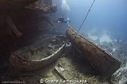 Salem Express, depth 30 m. by Oxana Kamenskaya
