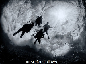 Valkyries ... ! Sail Rock, Thailand-EM5-Panasonic 8mm-iso... by Stefan Follows