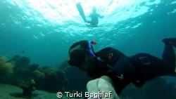 Having fun in Bali. by Turki Baghlaf