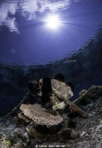 The Submerged Anchor by Yusran Abdul Rahman
