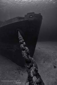 Firmly Anchored!   D800, 17mm by Ledean Paden