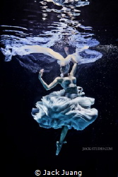 Underwater Fashion by Jack Juang