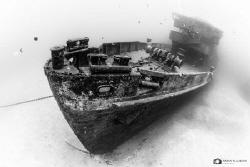 USS Kittiwake by Nadya Kulagina