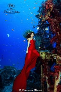 A love encounter by Plamena Mileva