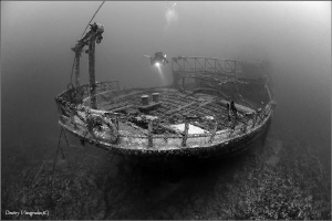 Last Harbour by Dmitry Vinogradov