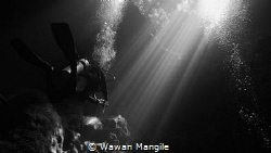 Loba-Loba one of the best cave in Indonesia by Wawan Mangile