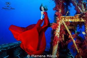 And I'm here by Plamena Mileva