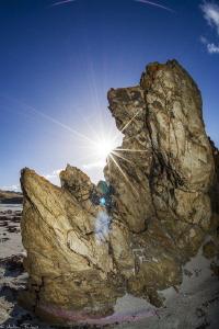 Labrador rock (king Georges' beach, Kangaroo Island, Sout... by Mathieu Foulquié
