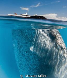 my boat! by Steven Miller